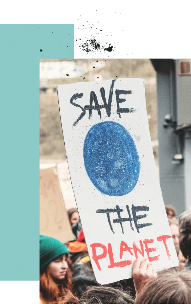 Save the planet, fanethic